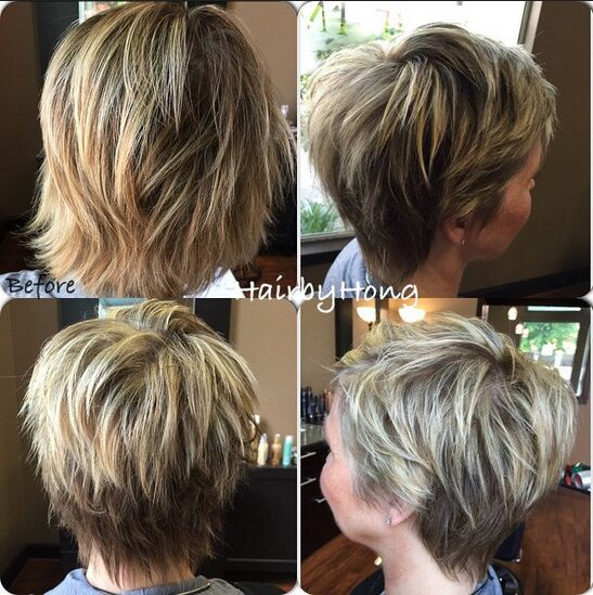 Short Shaggy Haircut for Everyday Hairstyles