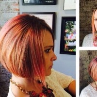 Straight Bob Haircut for Women