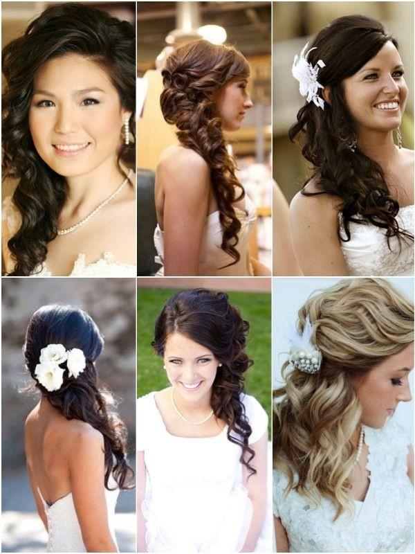 36 Breath-Taking Wedding Hairstyles for Women - Pretty Designs