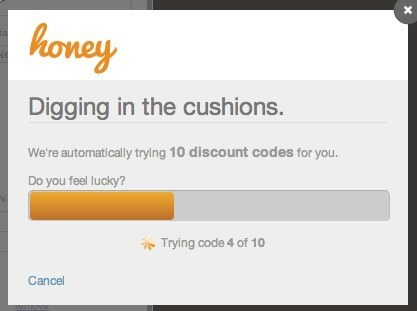 Use the Honey Browser Extension
