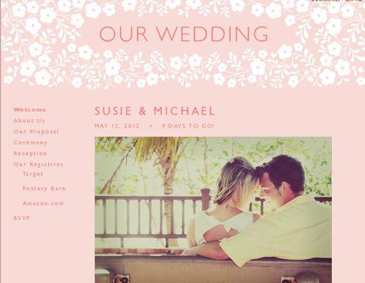 15 Websites Help Make A Perfect Wedding Pretty Designs