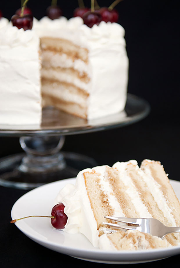 White Russian Cake Recipe