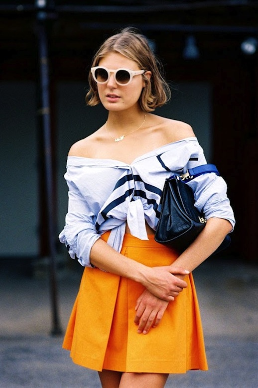Ways to Wear Off The Shoulder Top/Dress