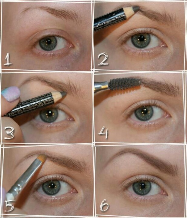 10 Brow Guidances for Summer