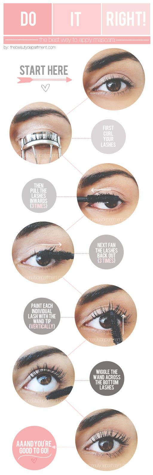 10 Secrets for Lash Curling