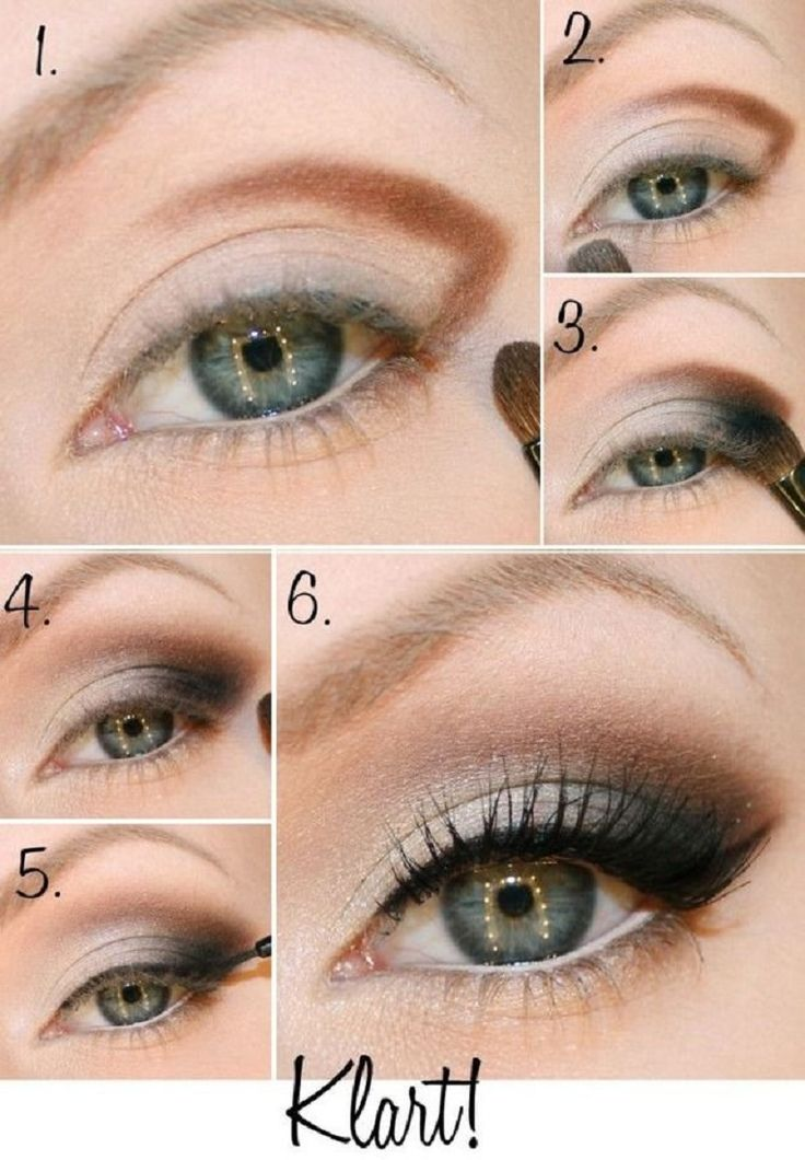 10 Tutorials to Have Attractive Eyes