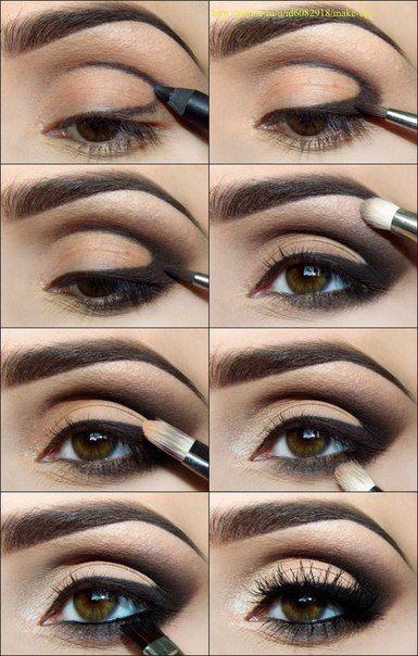 10 Tutorials to Have Attractive Eyes