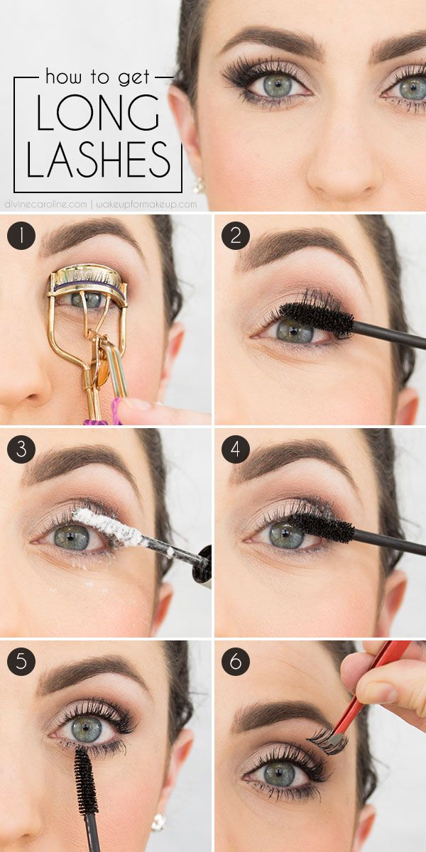 10 Ways to Apply False Eyelashes Properly
