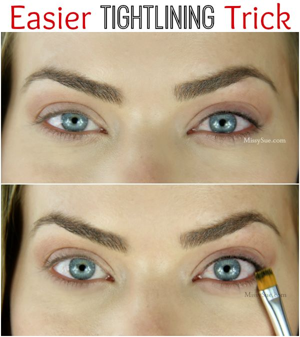 10 ways to make tightline eyes pretty designs