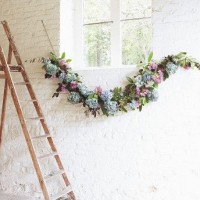 15 DIY Floral Garland Projects for Your Home
