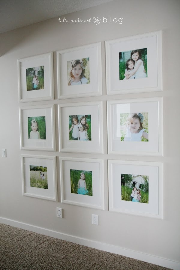 Children Photo Display