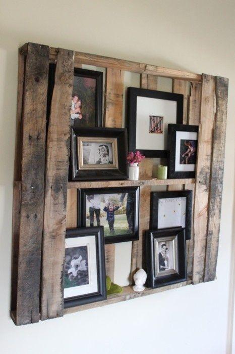 Photo Wood Pallet