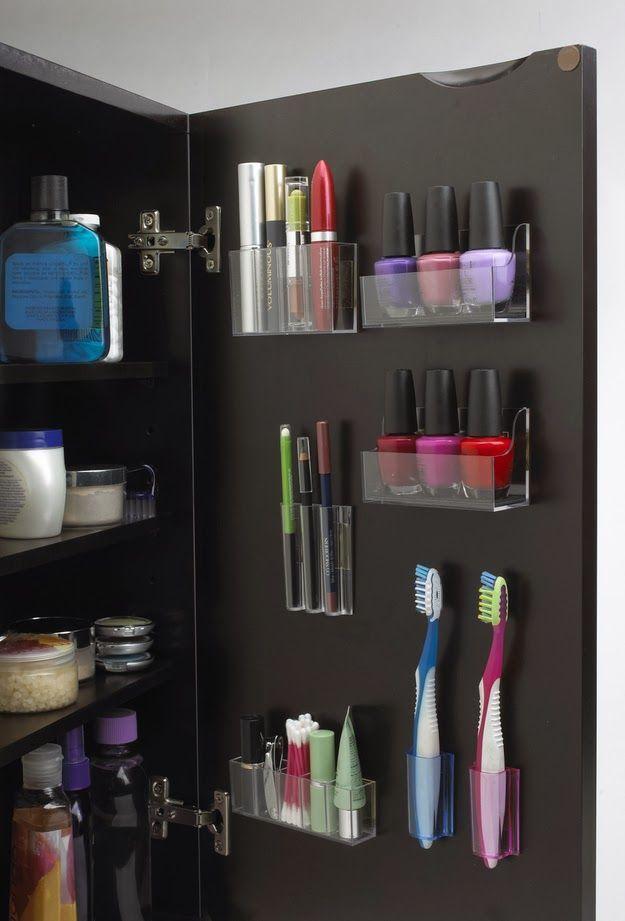Makeup Product Storage