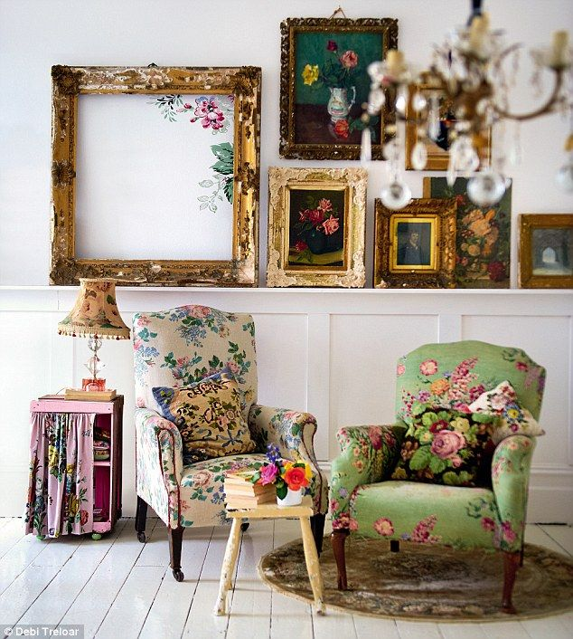 19 Ideas to Bring Your Home Vintage Vibe - Pretty Designs