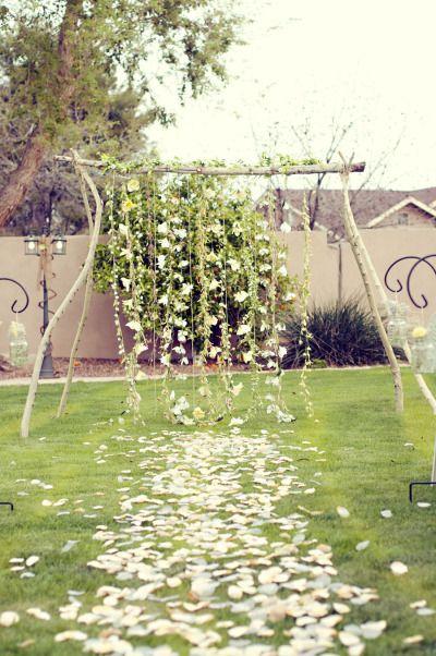 Wonderful Wedding Backdrop