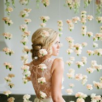 Romantic Floral Backdrop
