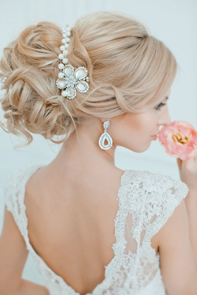 Beautiful Bridal Makeup Idea