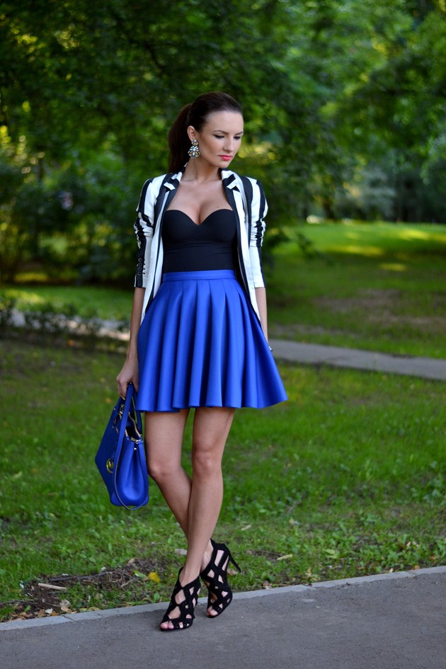 18 Great Outfit Looks with Skirts - Pretty Designs