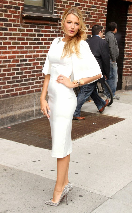 blake lively white dress 2017 - photo #33