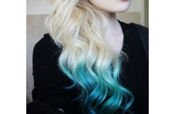 Stand Out Hair Designs Peak Hill : Pretty blue hairstyles for women designs