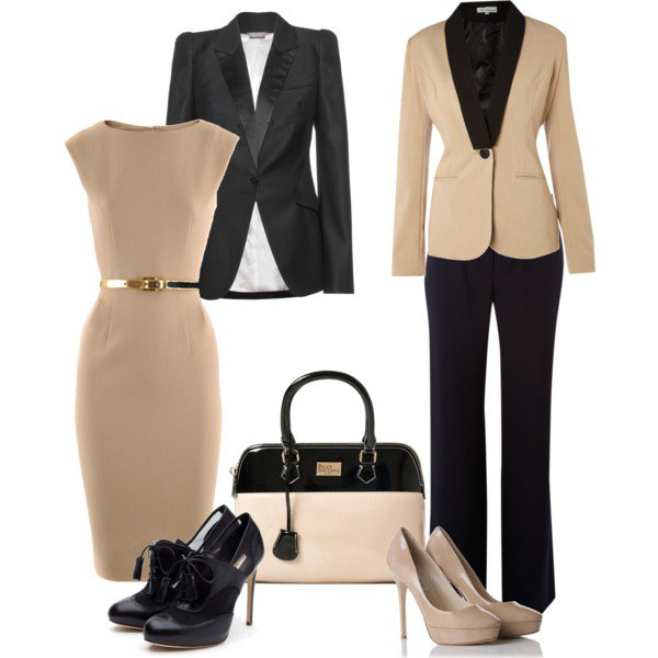 a6b522466497 16 Fabulous Office Outfit Looks for Women - Pretty Designs