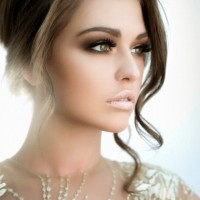 Gorgeous Bridal Makeup Idea
