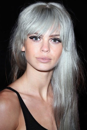 Swell 7 Amazing Hairstyles For Silver Grey Hair Pretty Designs Short Hairstyles For Black Women Fulllsitofus