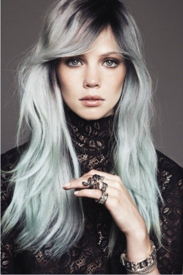 7 Amazing Hairstyles For Silver Grey Hair Pretty Designs