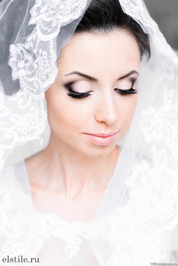 Nude Lips for Bridal Makeup Ideas