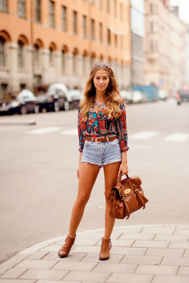 17 Fabulous Outfit Looks For Summer Pretty Designs