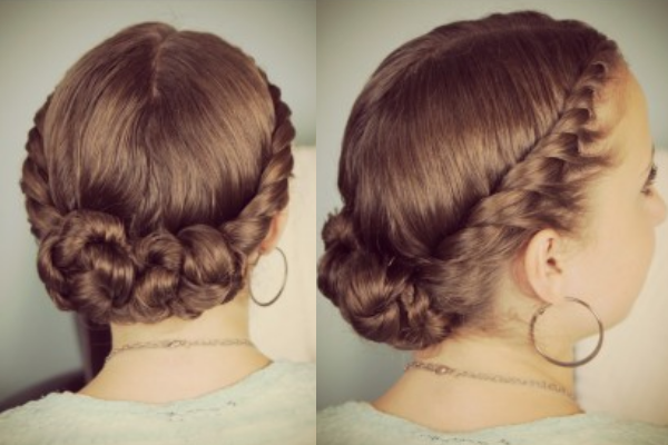 15 Interesting Twisted Hairstyles For Girls Pretty Designs