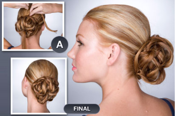 15 Interesting Twisted Hairstyles for Girls - Pretty Designs