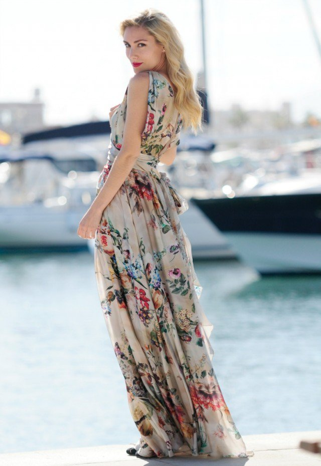 20 Beautiful Maxi Dresses For Summer Pretty Designs