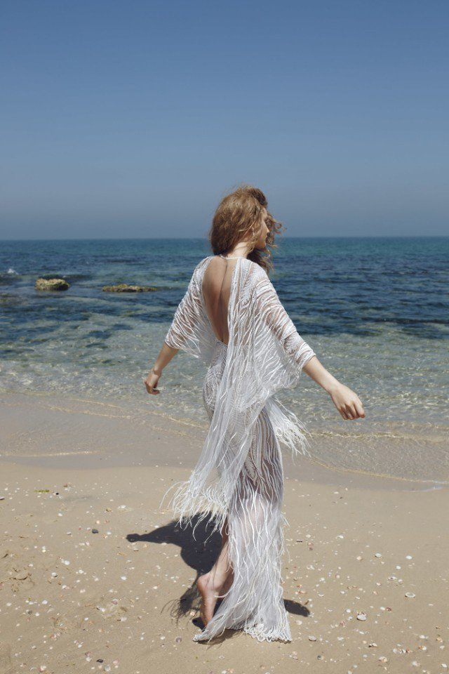 Wedding Dress Collection by Lior Charchy for Summer 2015