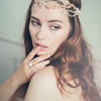 Wedding Hairstyle with Headpieces