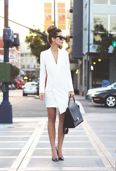 20 Gorgeous White Outfit Ideas - Pretty Designs