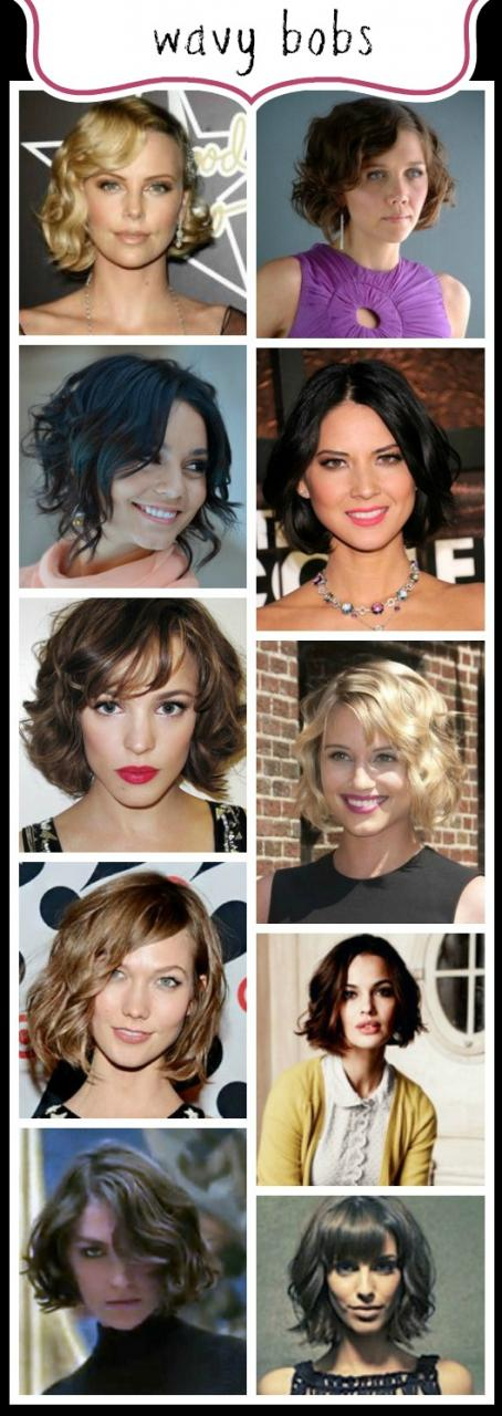 Brilliant 7 Different Kinds Of Bob Hairstyles Pretty Designs Short Hairstyles For Black Women Fulllsitofus