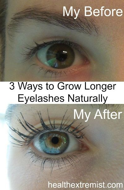 10 Ways to Lengthen Eyelashes