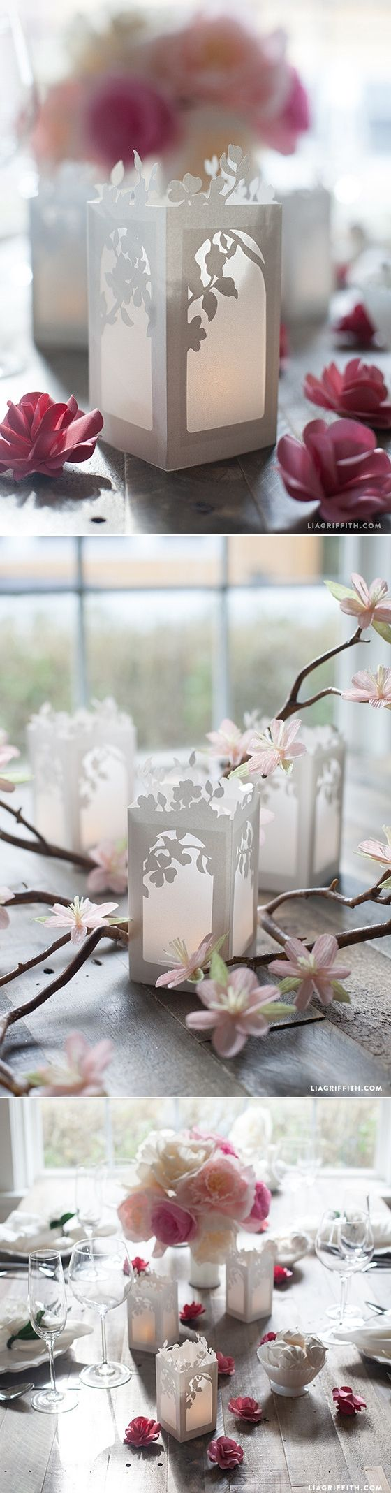 Bloom Paper Lanterns