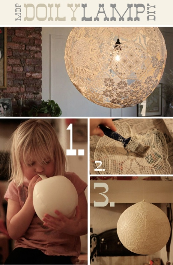 Stylish Paper Lanterns