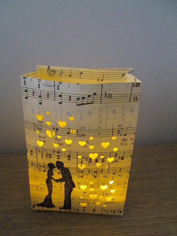 Wedding Lantern Idea