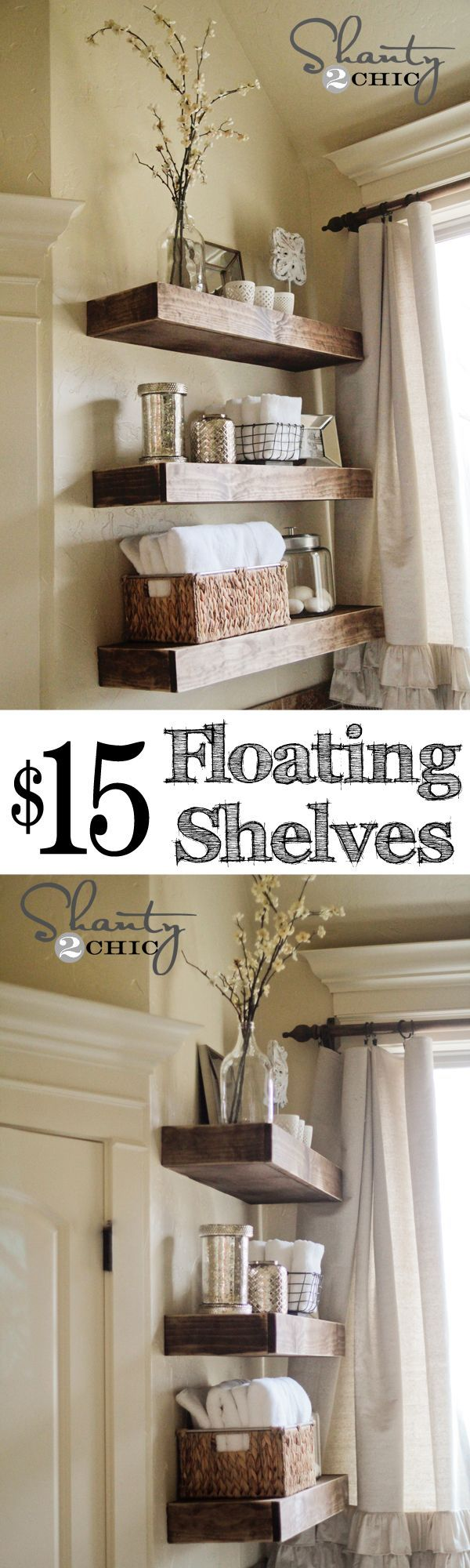 12 low cost diy projects for home pretty designs for Decoracion low cost