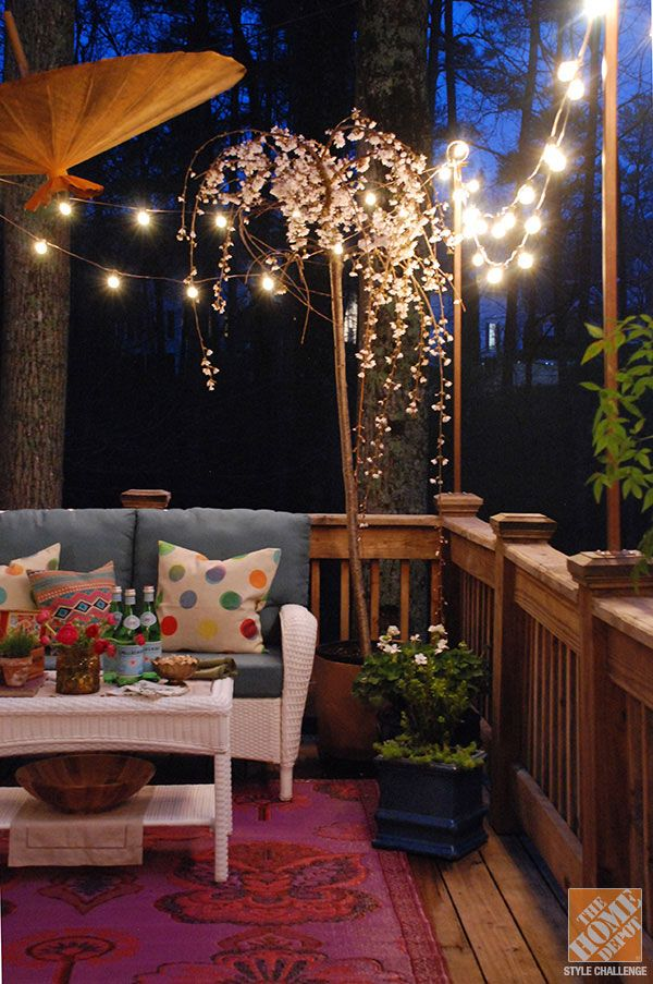 Pretty Decorating Ideas For Your Patio Pretty Designs - Decorating your patio