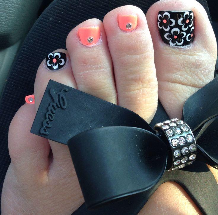 15 Adorable Toe Nail Designs And Ideas Pretty Designs