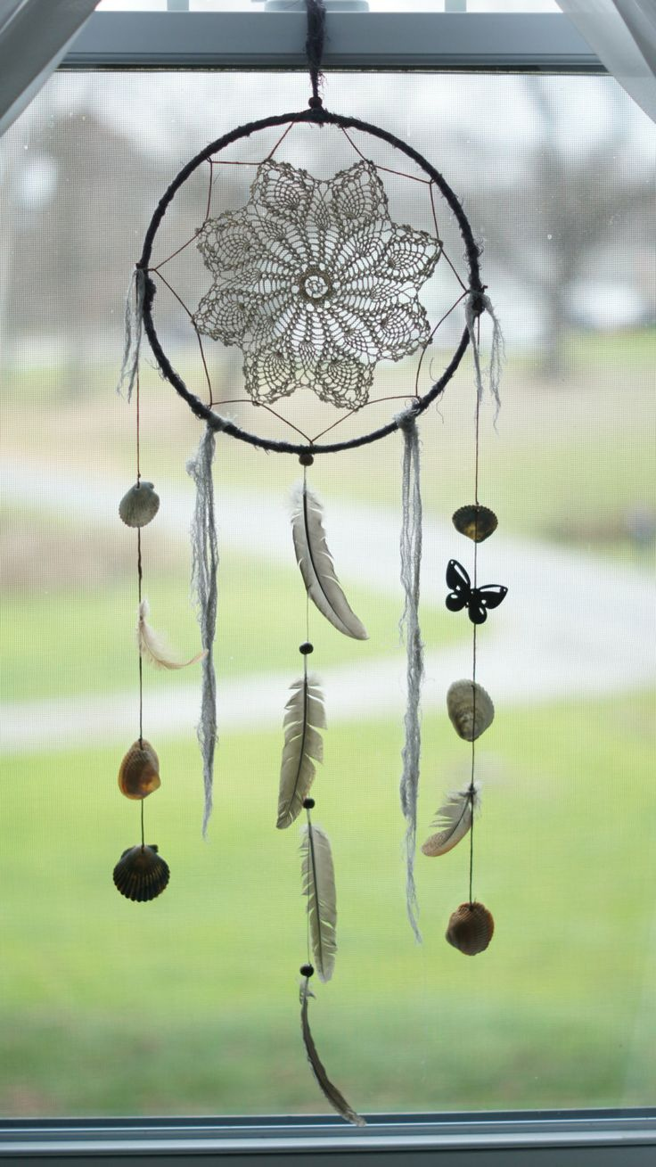 What Stores Sell Dream Catchers 40 Crochet Dream Catcher Ideas for DIY Pretty Designs 21