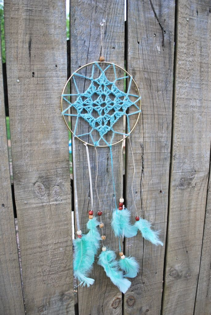 15 Crochet Dream Catcher Ideas For Diy Pretty Designs