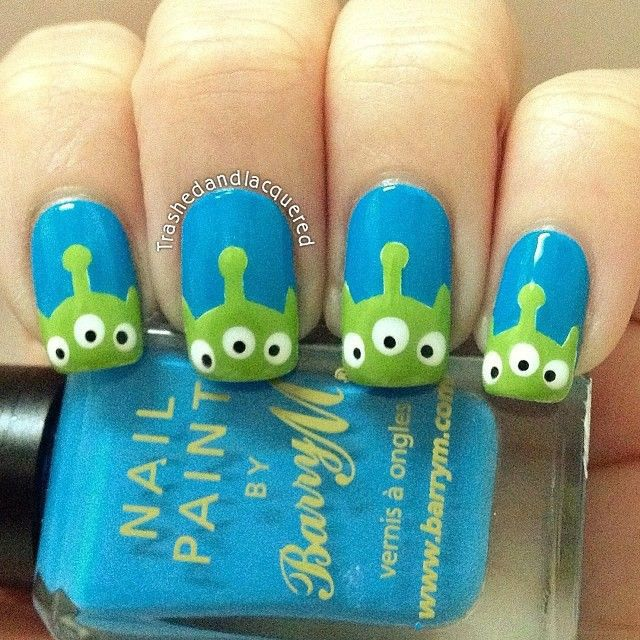 15 Cute Nail Art Designs & Ideas 2016 - Pretty Designs