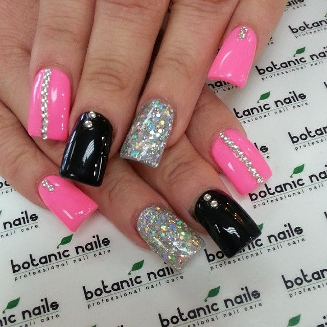 15 Cute Nail Designs for Long Nails - 15 Cute Nail Designs For Long Nails - Pretty Designs