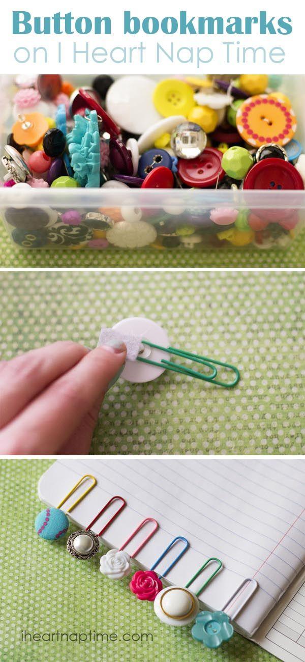 Cute Bookmark