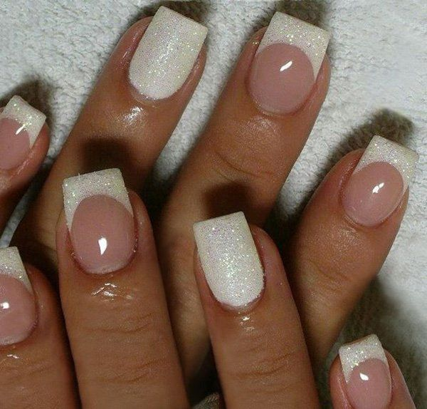 7 Tips For Ocean Chlorine Proofing Your Manicure Nail: 15 Fabulous Wedding Nail Ideas